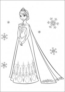 coloring page Frozen (30)