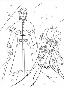 coloring page Frozen (31)