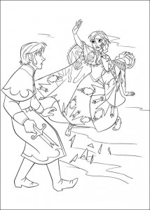 coloring page Frozen (32)