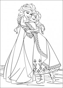 coloring page Frozen (33)