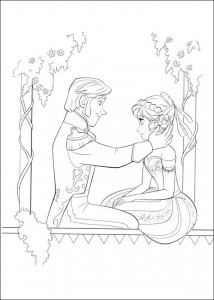 coloring page Frozen (6)