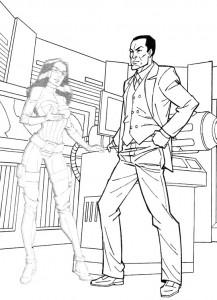 coloring page GI Joe (10)