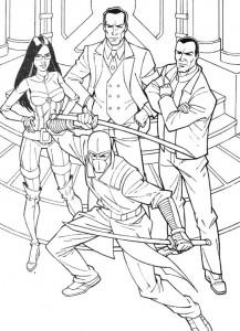 coloring page GI Joe (13)