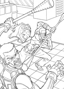 coloring page GI Joe (14)