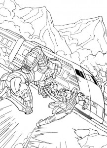 coloring page GI Joe (17)