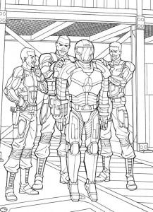 coloring page GI Joe (19)