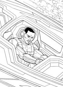 kleurplaat G.I. Joe (2)