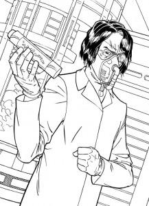 coloring page GI Joe (27)