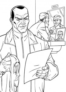 coloring page GI Joe (28)