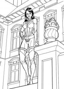 coloring page GI Joe (29)