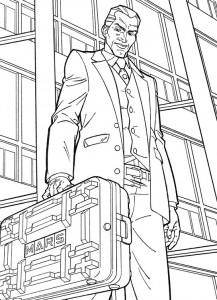 coloring page GI Joe (30)
