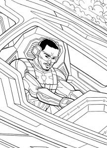 coloring page GI Joe (36)