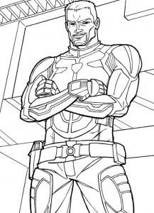 coloring page GI Joe (37)