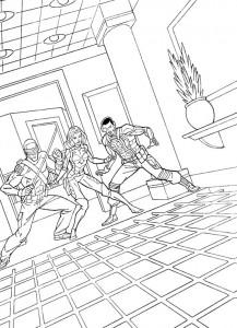 coloring page GI Joe (5)