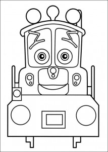 coloring page Galley