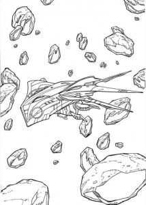 coloring page gardiens-of-the-galaxy-16