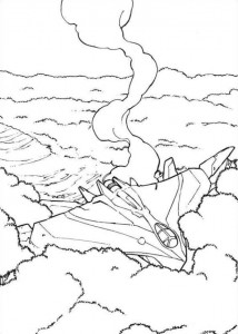 coloring page gardiens-of-the-galaxy-23