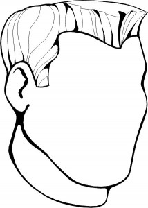 coloring page Faces (16)