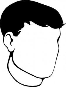 Disegno da colorare Facce (17)
