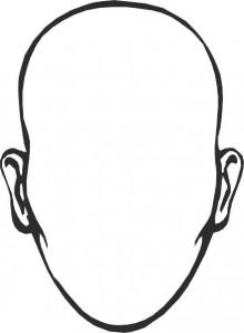Disegno da colorare Facce (18)