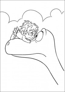 coloring page Good Dinosaur (12)