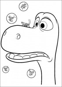 coloring page Good Dinosaur (7)