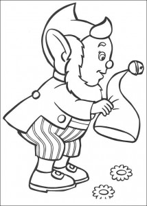 coloring page Big Ear (1)