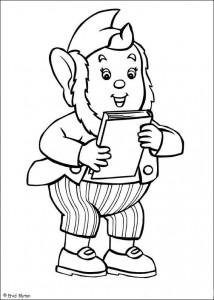 coloring page Groot-Oor