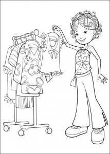 coloring page Groovy Girls (12)