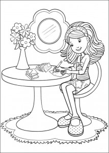 coloring page Groovy Girls (14)
