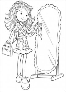 coloring page Groovy Girls (16)
