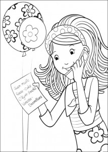 coloring page Groovy Girls (17)