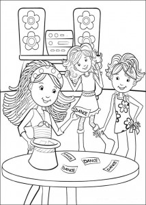 coloring page Groovy Girls (18)