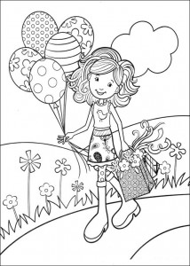 coloring page Groovy Girls (21)