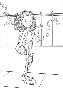 coloring page Groovy Girls (23)