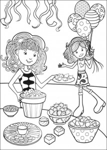 coloring page Groovy Girls (28)