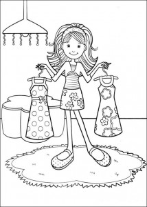 coloring page Groovy Girls (29)