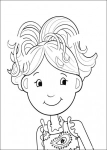 coloring page Groovy Girls (30)
