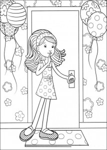 coloring page Groovy Girls (31)