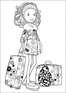 coloring page Groovy Girls (32)