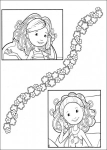 coloring page Groovy Girls (33)