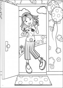 coloring page Groovy Girls (34)