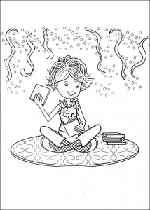 coloring page Groovy Girls (35)