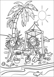 coloring page Groovy Girls (37)
