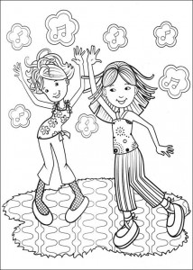 coloring page Groovy Girls (38)
