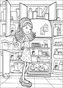 coloring page Groovy Girls (40)