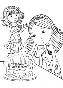 coloring page Groovy Girls (41)
