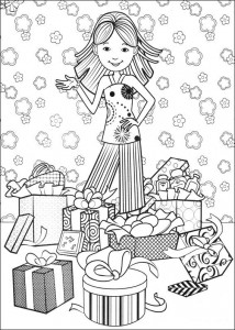 coloring page Groovy Girls (42)