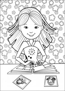 coloring page Groovy Girls (44)