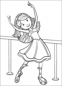 coloring page Groovy Girls (45)